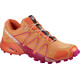 Salomon Speedcross 4 Shoes Women Bird of Paradise/Nasturtium/Pink Yarrow